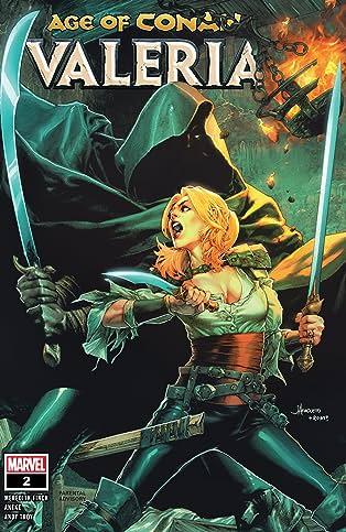 Age Of Conan: Valeria (2019) #2 (of 5)