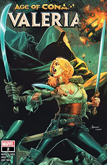 Age Of Conan: Valeria (2019) #2 (of 5)