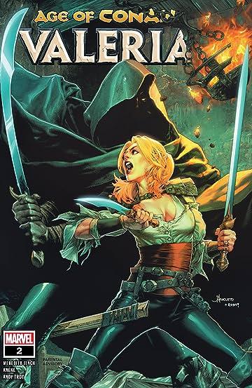 Age Of Conan: Valeria (2019) No.2 (sur 5)