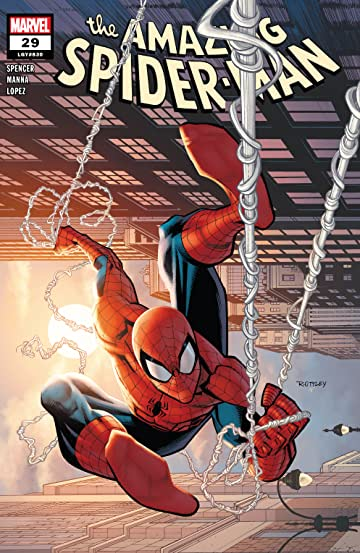 Amazing Spider-Man (2018-) No.29