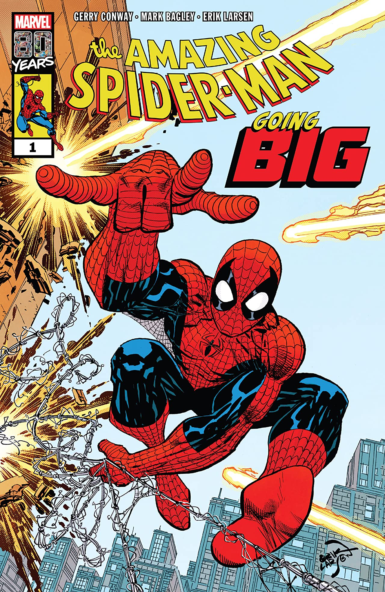 Amazing Spider-Man: Going Big (2019) No.1