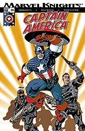 Captain America (2002-2004) #24