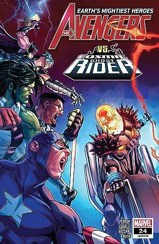 Avengers (2018-) #24