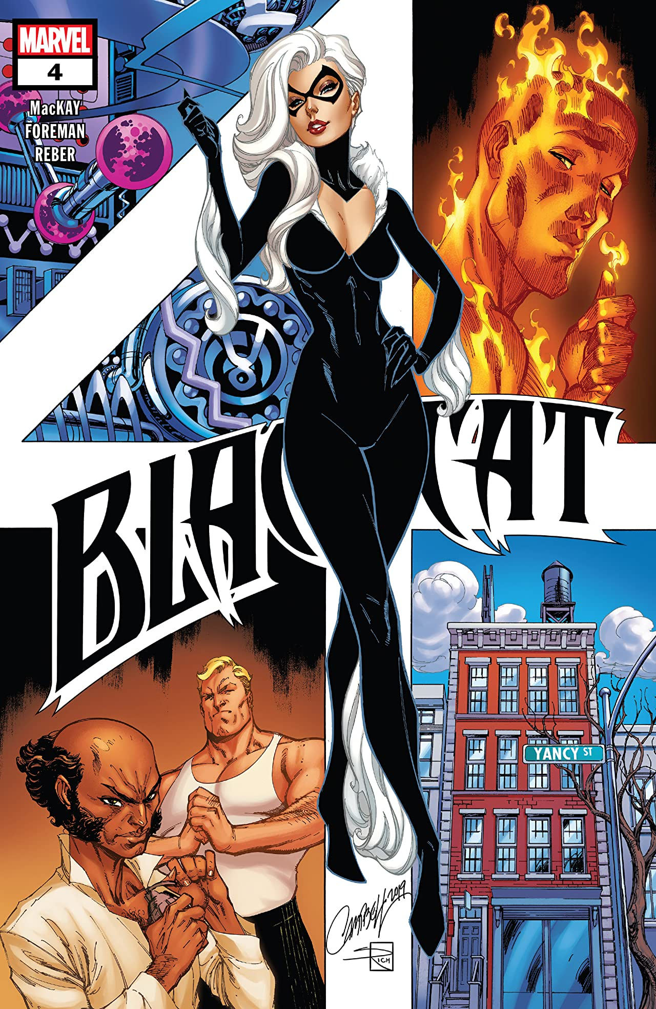 Black Cat (2019-) No.4
