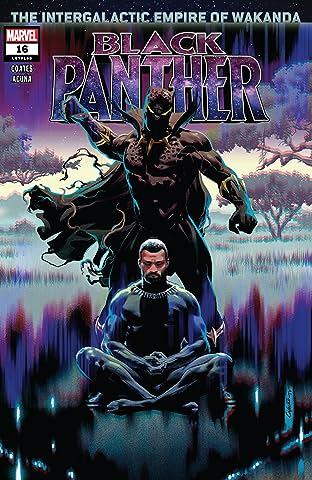 Black Panther (2018-) #16