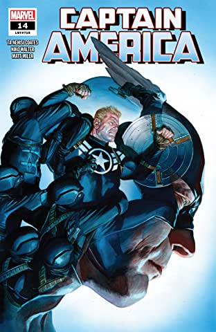 Captain America (2018-) No.14