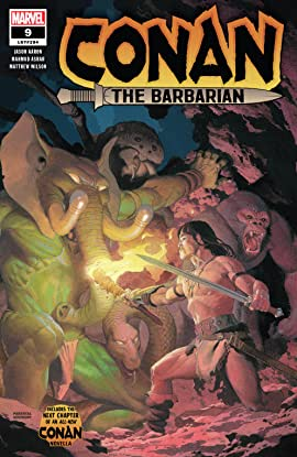 Conan The Barbarian (2019-) #9
