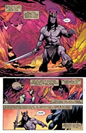 Conan The Barbarian (2019-) No.9