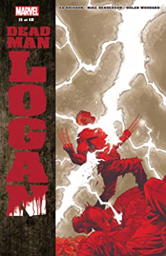 Dead Man Logan (2018-) #11 (of 12)