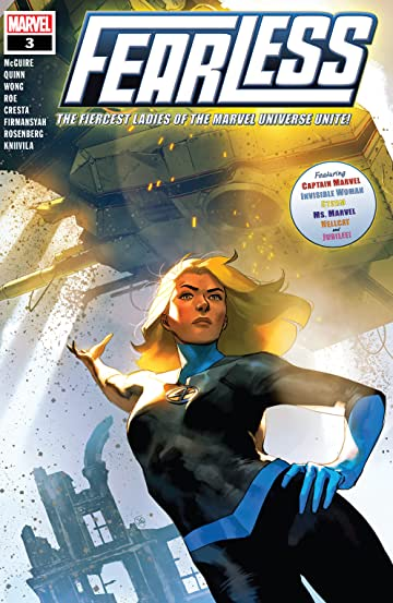 Fearless (2019) #3 (of 4)