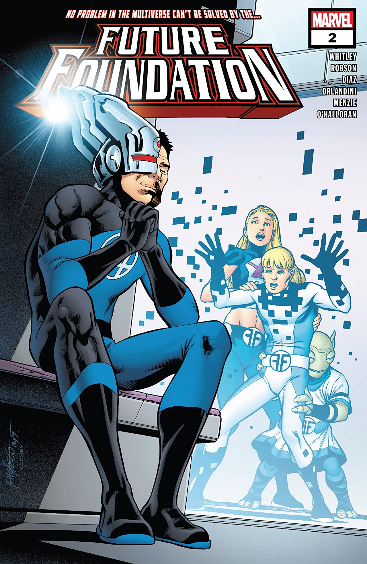 Future Foundation (2019-) #2