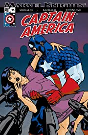 Captain America (2002-2004) No.25