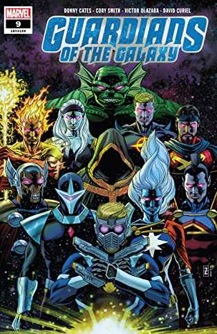 Guardians of the Galaxy (2019-) #9