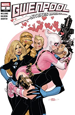 Gwenpool Strikes Back (2019) No.2 (sur 5)