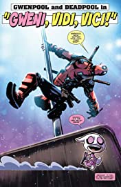 Gwenpool Strikes Back (2019) #2 (of 5)