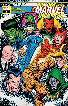 History Of The Marvel Universe (2019-) #3 (of 6)