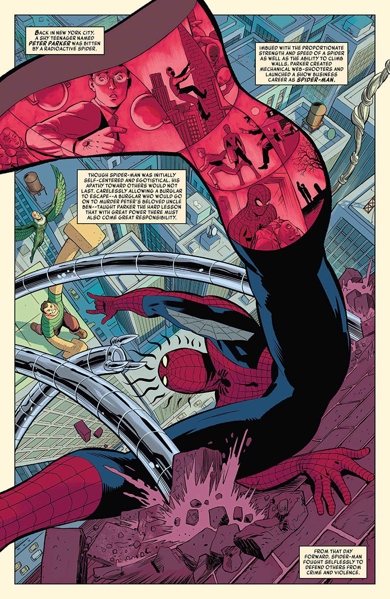 History Of The Marvel Universe (2019) #3 (of 6)