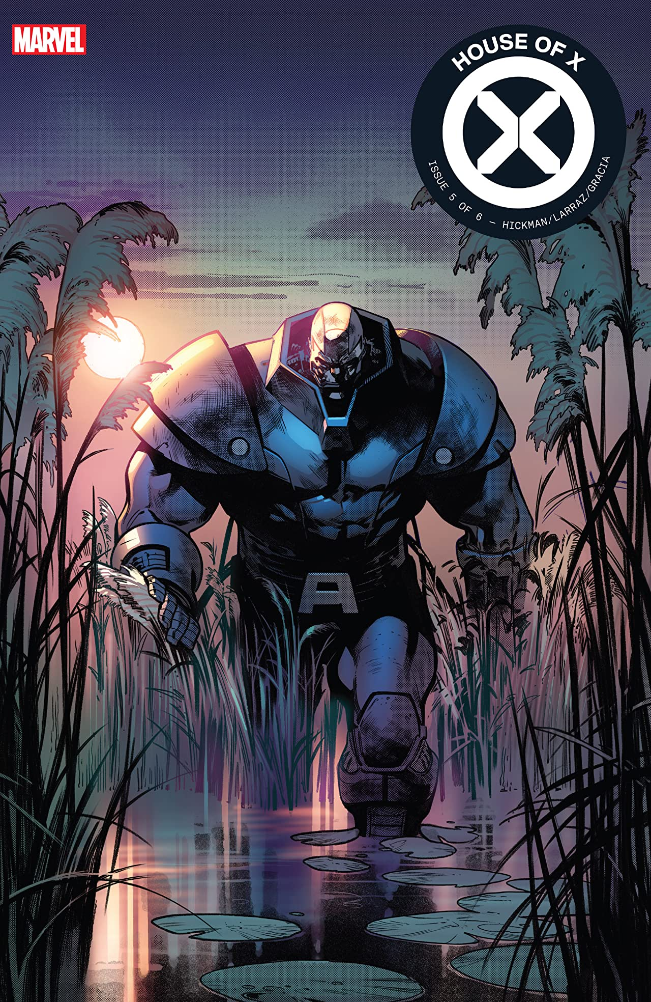 House Of X (2019-) No.5 (sur 6)