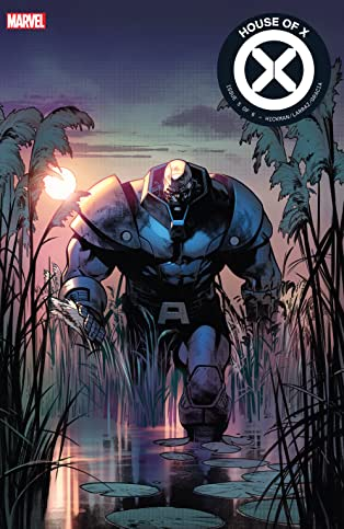 House Of X (2019-) #5 (of 6)