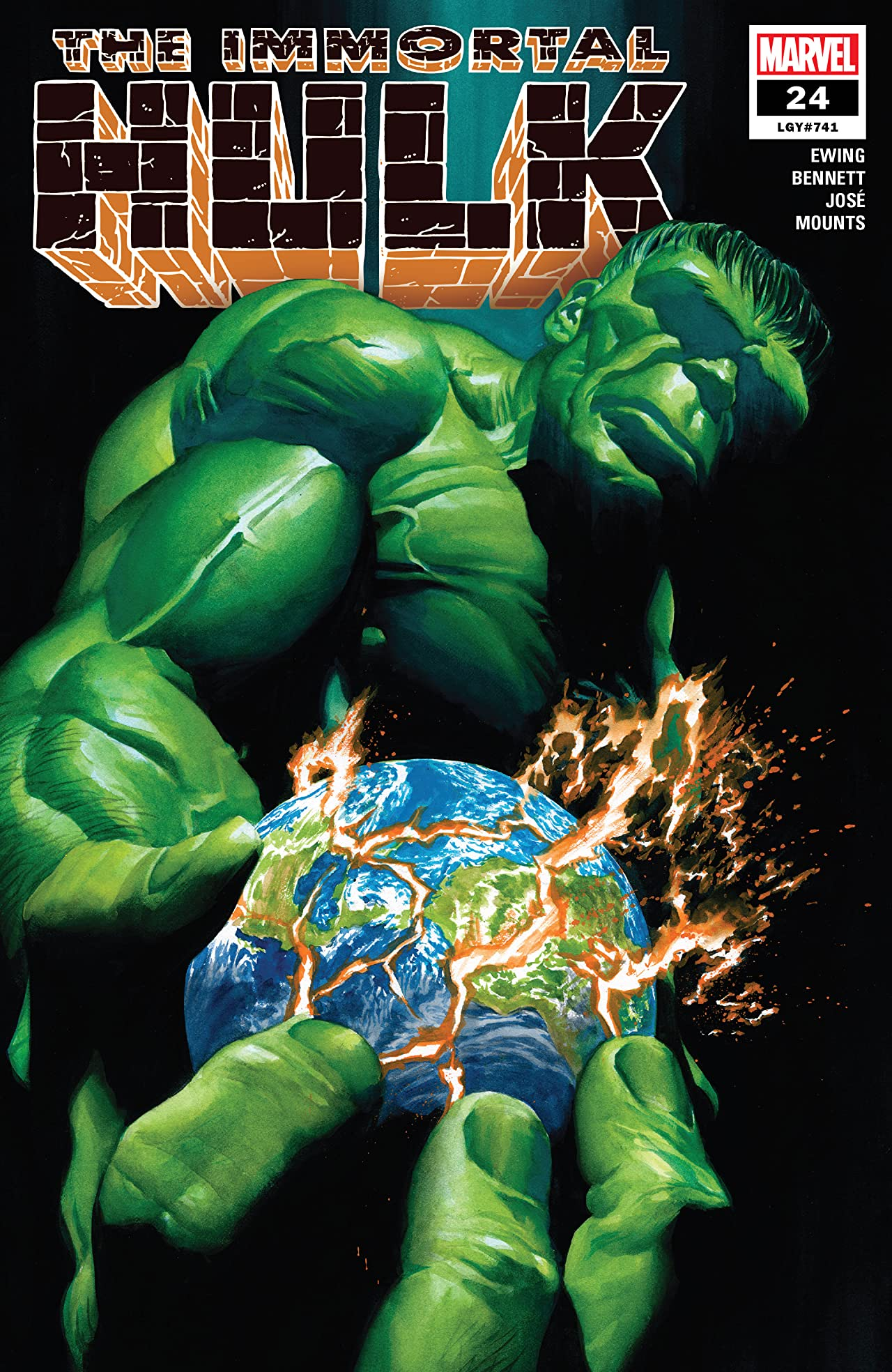 Immortal Hulk (2018-) No.24