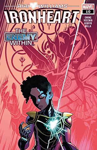 Ironheart (2018-) No.10