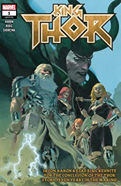 King Thor (2019-) No.1 (sur 4)