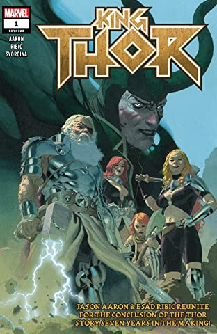 King Thor (2019) No.1 (sur 4)
