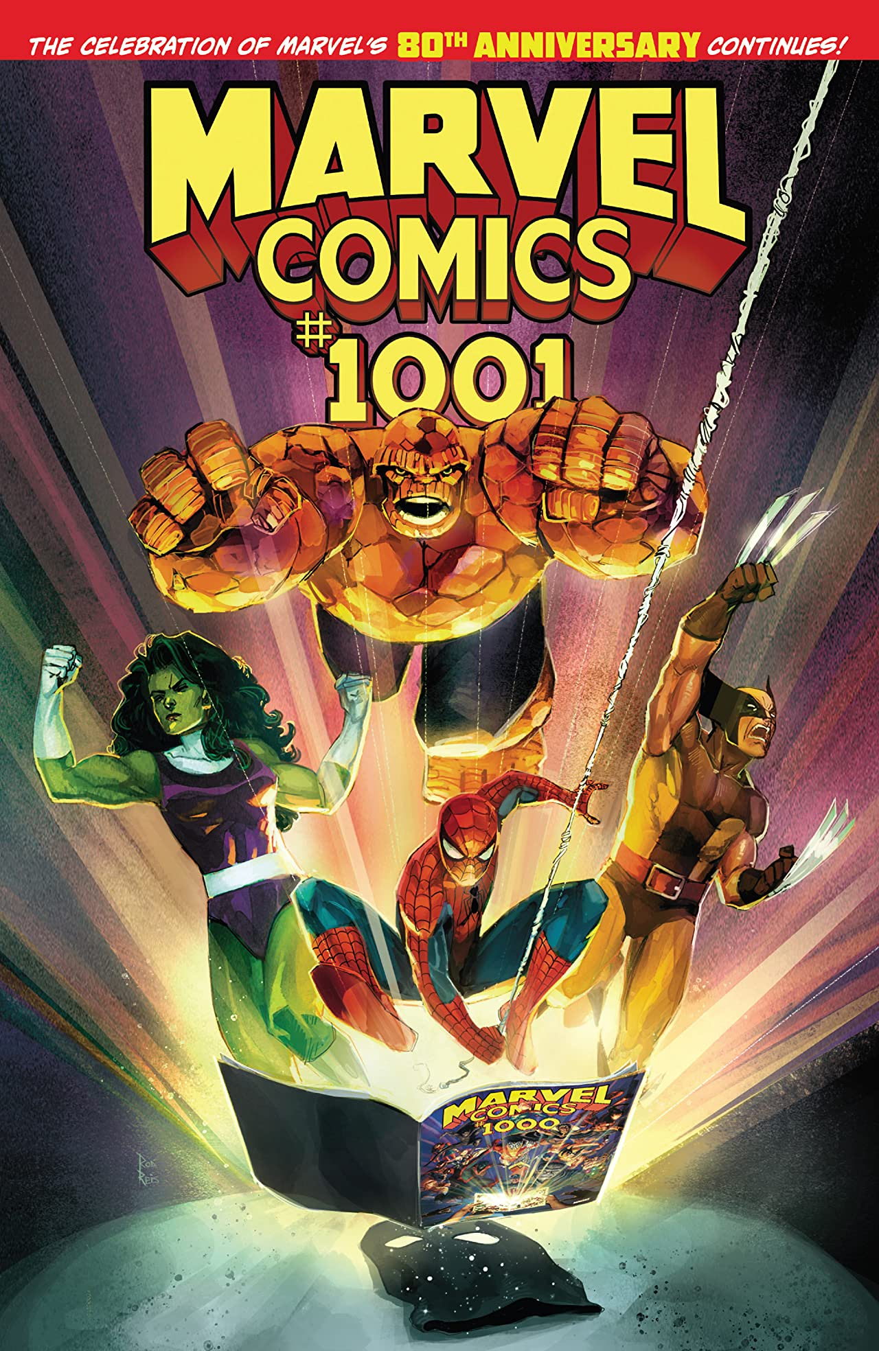 Marvel Comics (2019-) No.1001