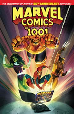 Marvel Comics (2019) #1001