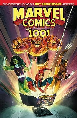 Marvel Comics (2019-) #1001
