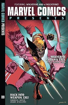 Marvel Comics Presents (2019-) #9