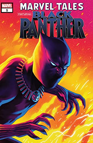 Marvel Tales: Black Panther (2019) #1
