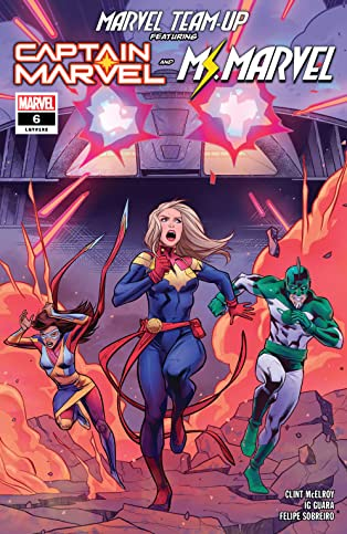 Marvel Team-Up (2019-) #6