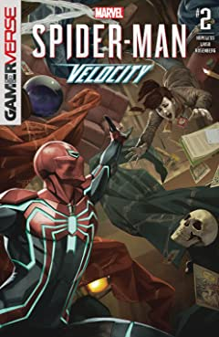 Marvel's Spider-Man: Velocity (2019-) #2 (of 5)