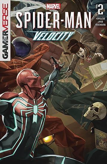 Marvel's Spider-Man: Velocity (2019) #2 (of 5)