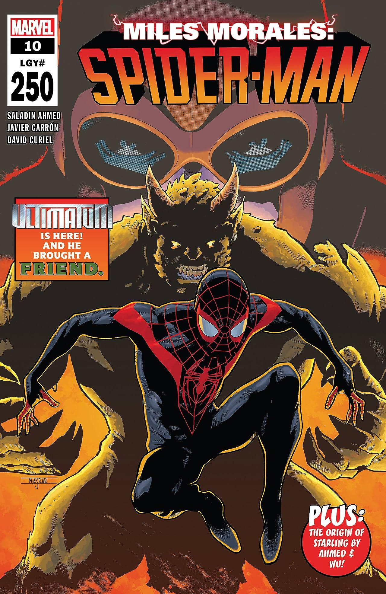 Miles Morales: Spider-Man (2018-) No.10