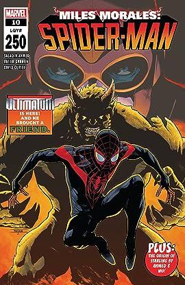 Miles Morales: Spider-Man (2018-) #10