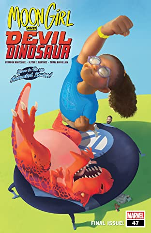 Moon Girl and Devil Dinosaur (2015-) #47