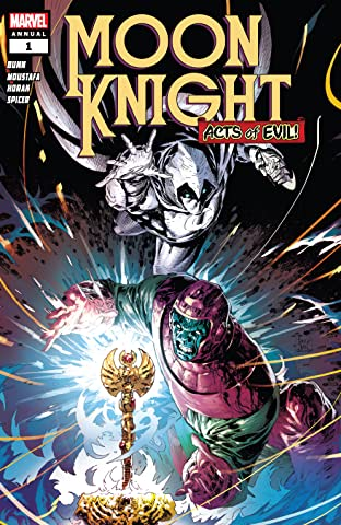 Moon Knight Annual (2019) No.1