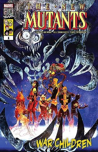 New Mutants: War Children (2019) #1