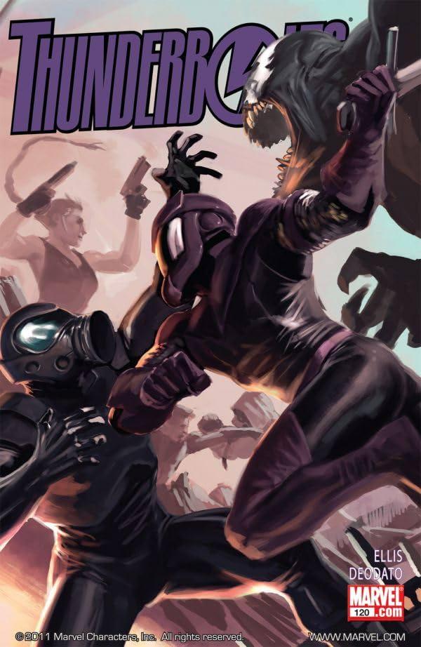 Thunderbolts (2006-2012) #120