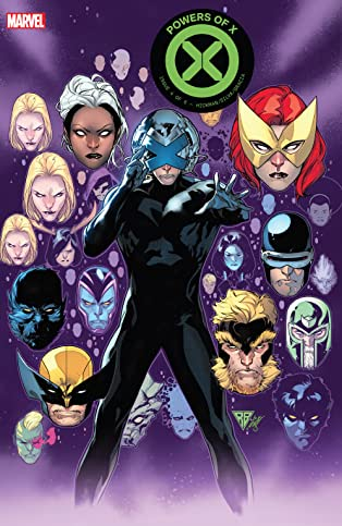Powers Of X (2019-) #4 (of 6)