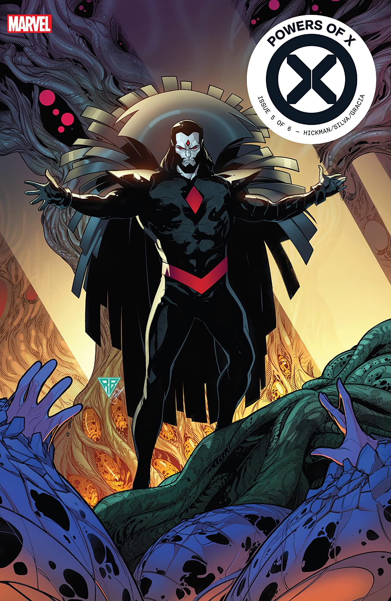 Powers Of X (2019) #5 (of 6)