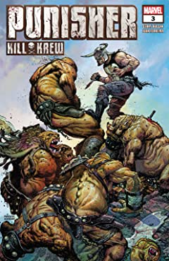 Punisher Kill Krew (2019-) #3 (of 5)