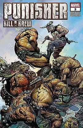 Punisher Kill Krew (2019) #3 (of 5)