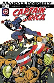 Captain America (2002-2004) No.26
