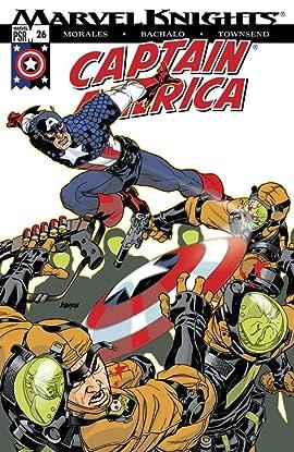 Captain America (2002-2004) No.26