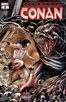 Savage Sword Of Conan (2019) #9