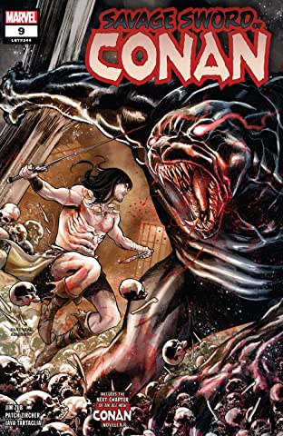 Savage Sword Of Conan (2019) #9