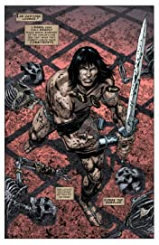 Savage Sword Of Conan (2019-) #9